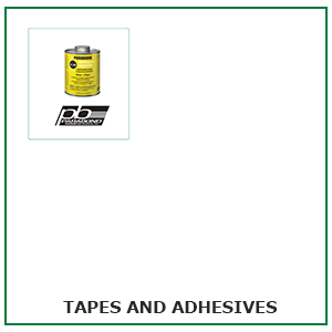 Tapes and adhesives