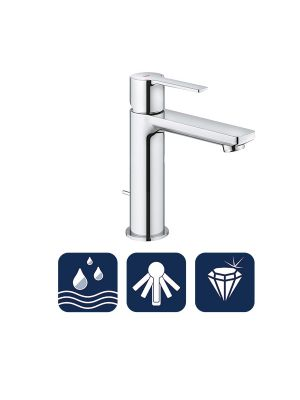 Linear Basin Mixer