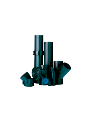 HDPE Soil Waste and Vent Application